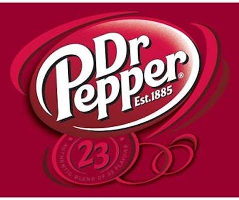 (22 oz.) Dr Pepper