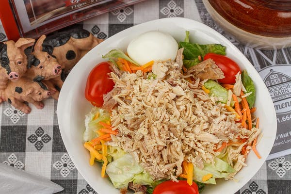 Barbecue Turkey Salad