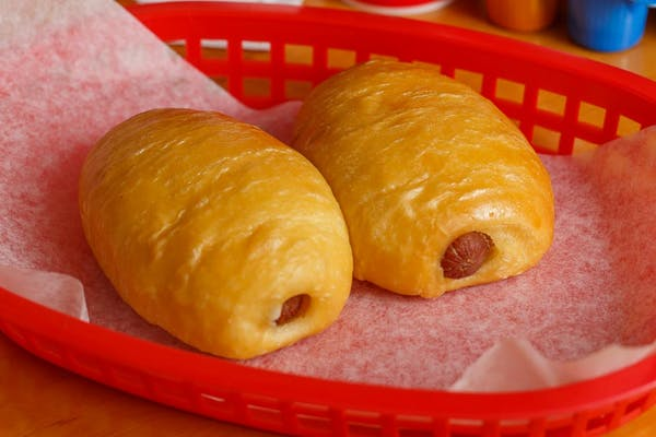 Sausage, Jalapeño & Cheese Kolache