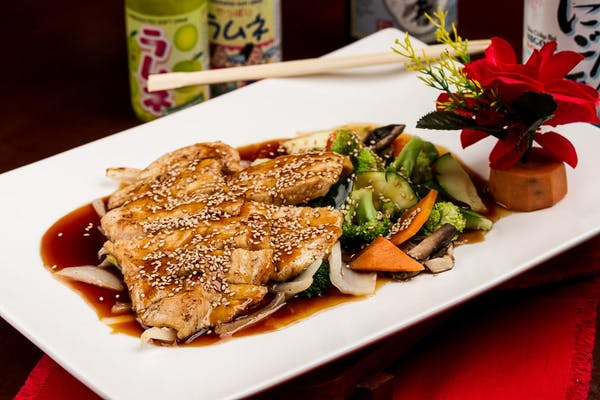 Teriyaki or Grilled Chicken