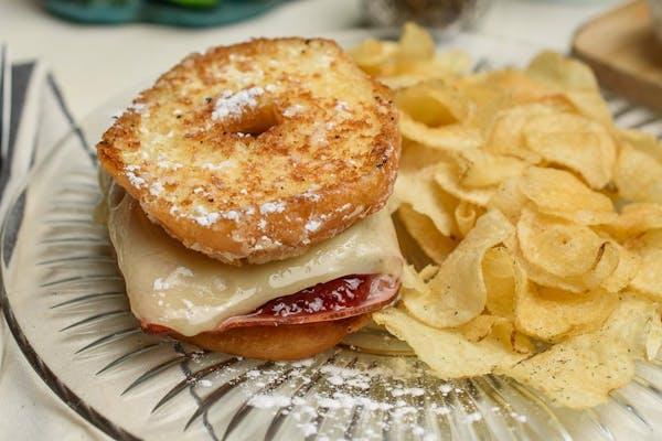Monte Cris-d'oh! Sandwich