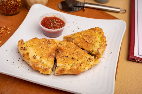 Build Your Own Calzone