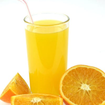 Small orange Juice