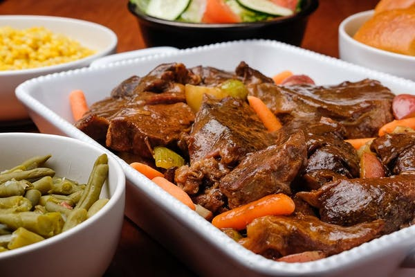 Pot Roast for Four