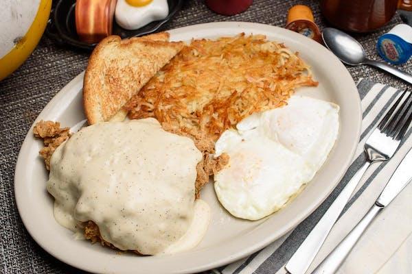 CF's Eggs