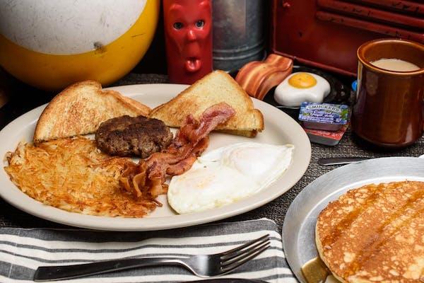 GGW Breakfast of Champs