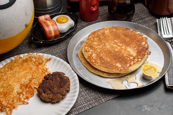 Short Stack o' Pancakes