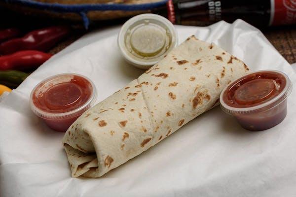 Carne Guisada Burrito