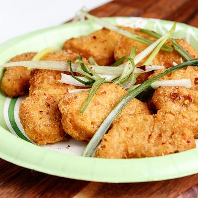 Salted Pepper Chicken Nuggets