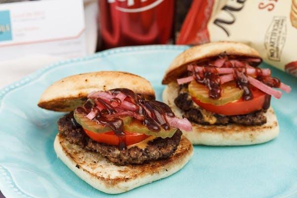 Burger Sliders Combo