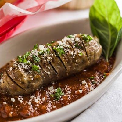 Monjunis Homemade Italian Sausage