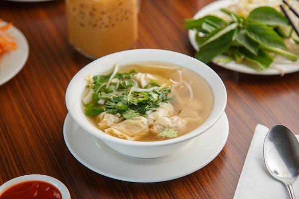 9. Wonton Soup