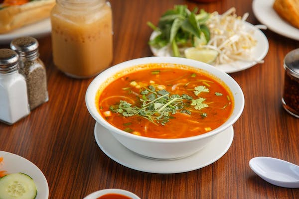 24. Spicy Vermicelli Soup