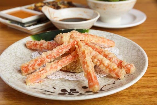 Crab Stick Tempura