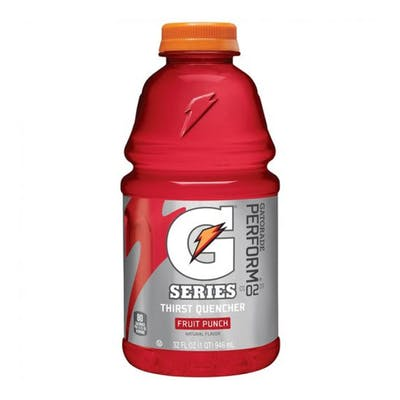 Bottled Gatorade