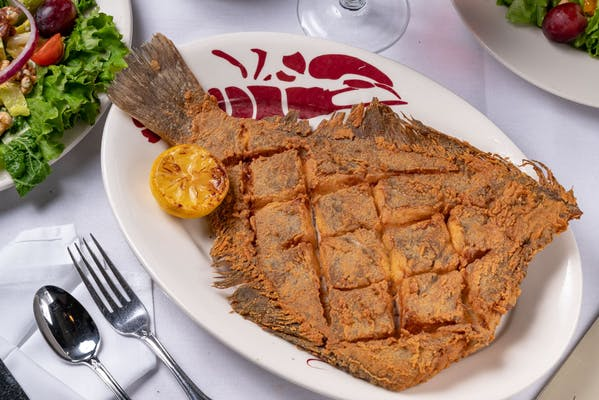 Featured Special Flounder