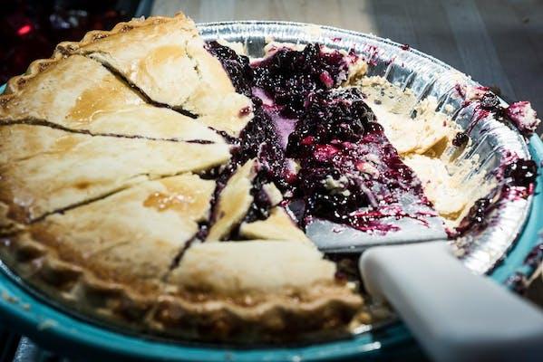 Half a Pie