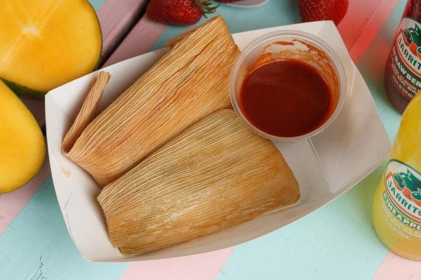 (1 pc.) Tamales
