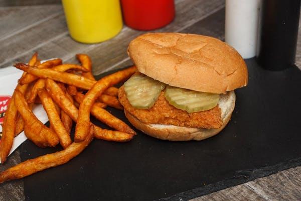 Chicken Sandwich Meal Deal