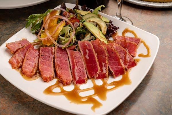 Wicked Ahi Tuna Salad