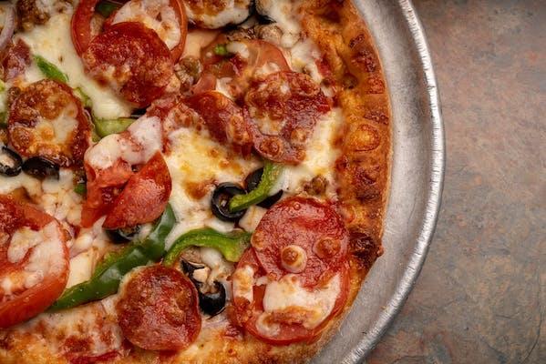 Brick Oven Classic Pizza
