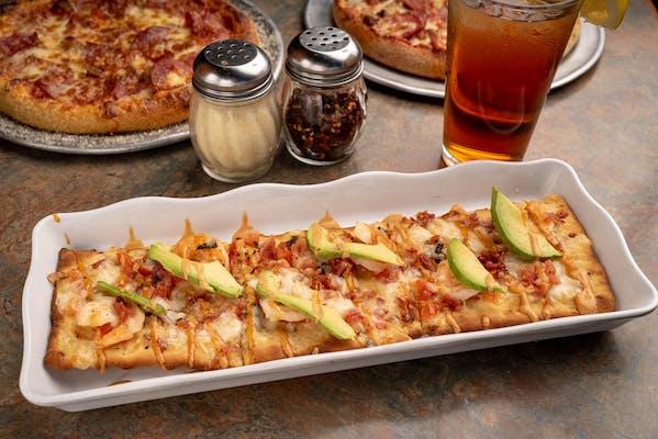 The Cali Flatbread Pizza
