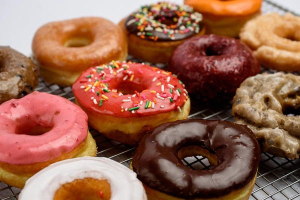 Mixed Dozen Donuts (Bakers Choice)