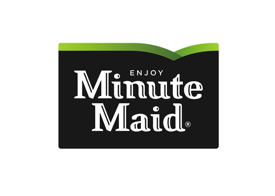Bottled Minute-Maid Juice