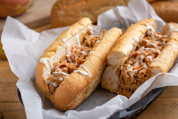 Hot Wing Hoagie