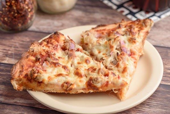 Big German Pizza