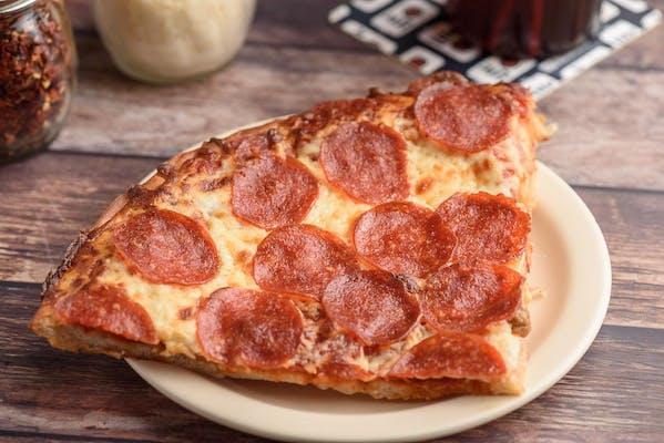 Big Pepperoni Pizza