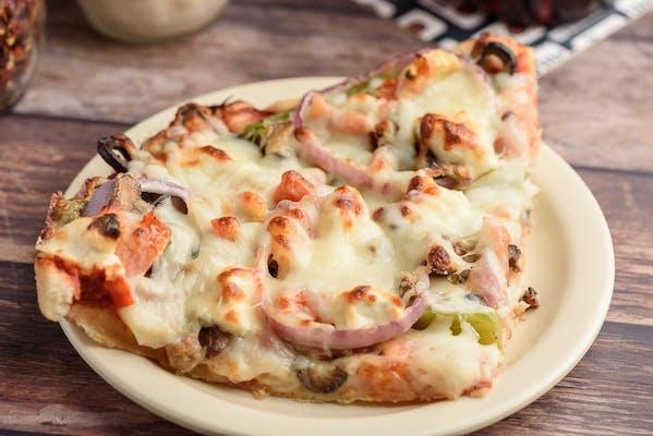 Vinny D's Veggie Pizza