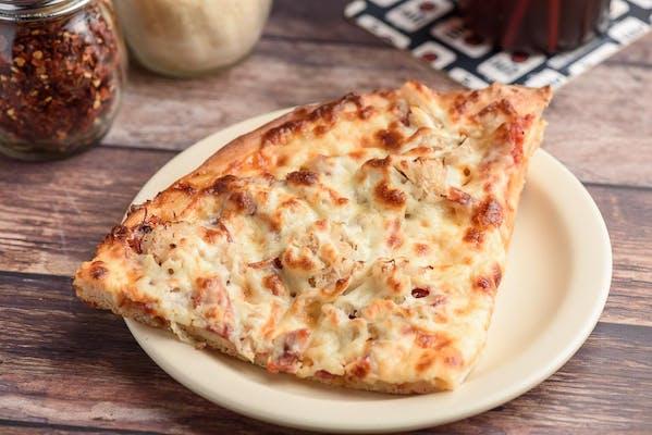 Big Reuben Pizza
