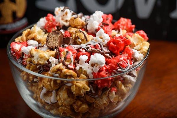 Kit Kat Attack Popcorn