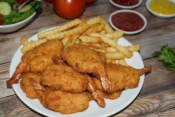 Jumbo Shrimp & Fries