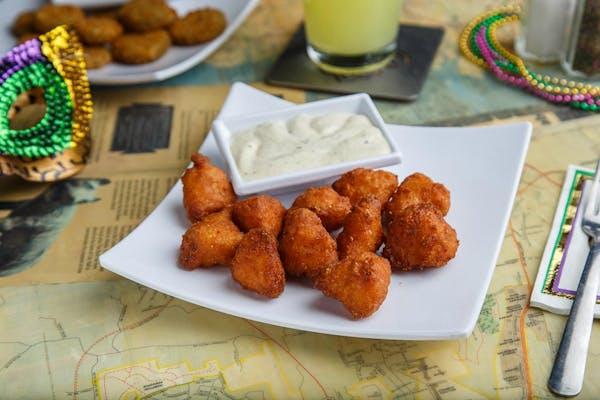 Fried Mac & Cheese