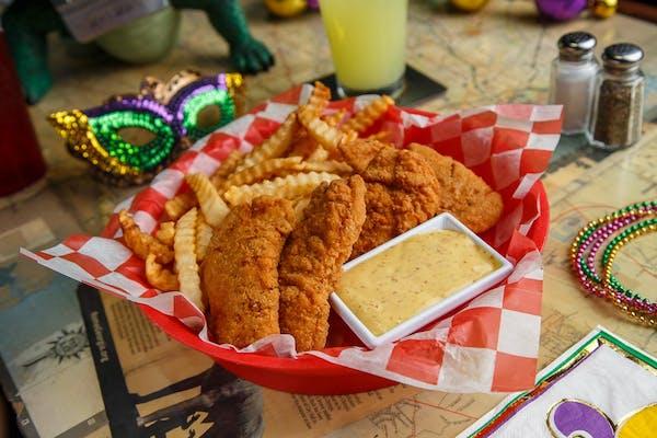 Southern Fried Tenders & Fries
