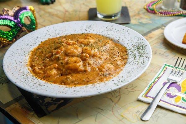 Crawfish & Shrimp Étouffée