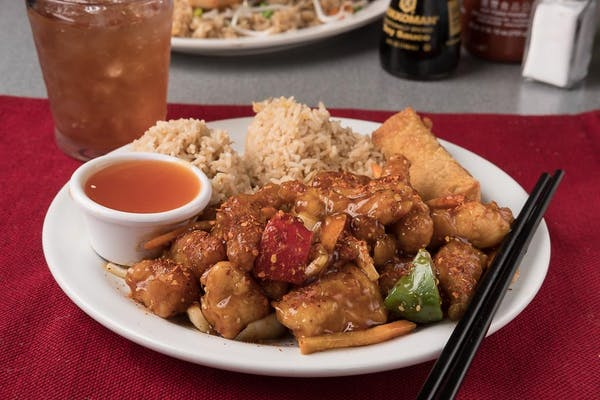 Spicy General Chicken