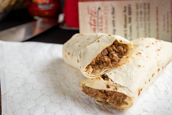 Extreme Chicken Burrito