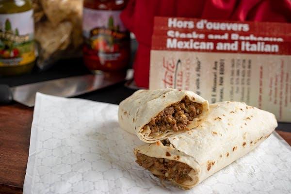 Extreme Relleno Burrito