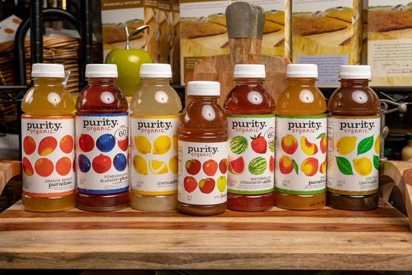 Purity Organic Juice