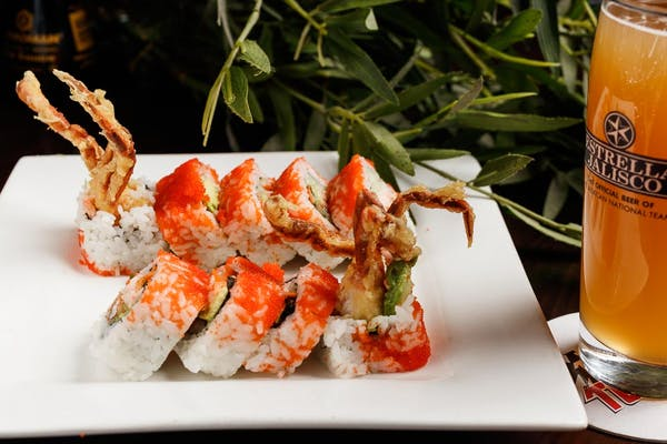 Spider Special Roll