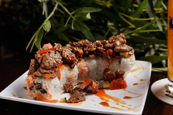 Spicy Angus Roll