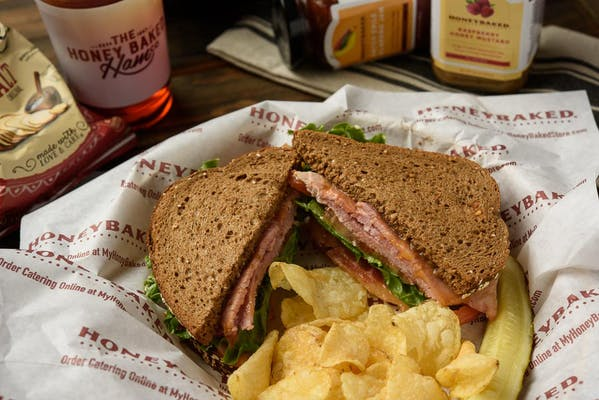 Tavern Club Sandwich