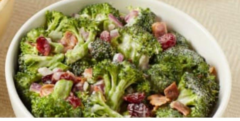 Broccoli Bacon Bliss