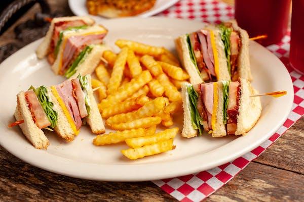Club Sandwich Combo
