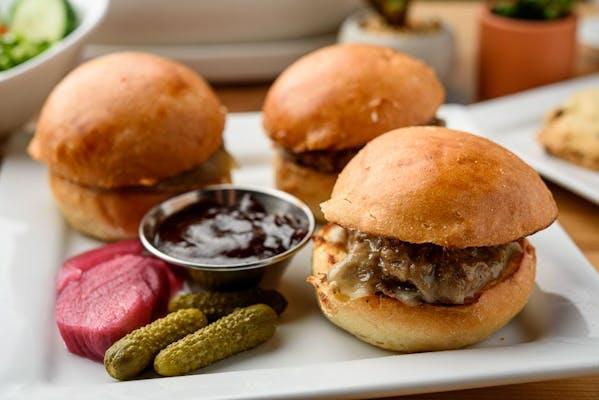 Braised Beef Sliders