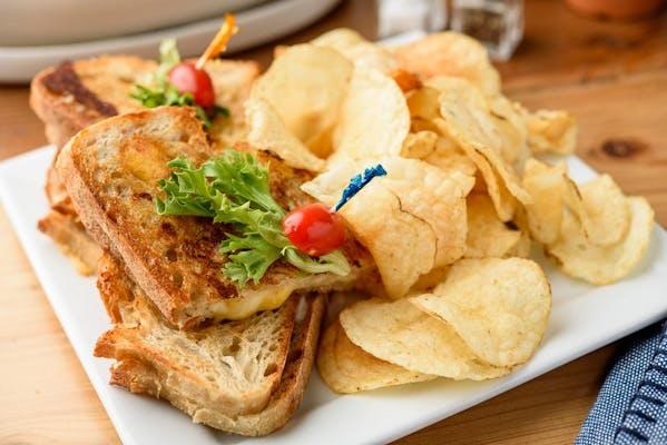 Cheese Toastie Sandwich