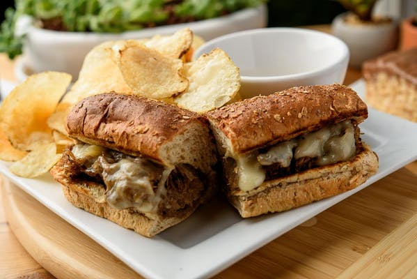 Beef Drip Sandwich